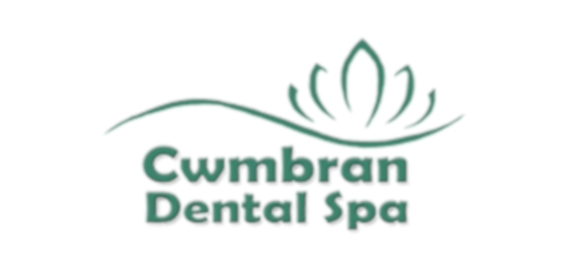 logo for cwmbran dental spa